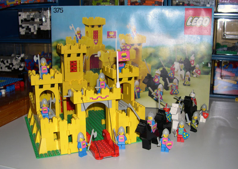 Yellow Castle 375