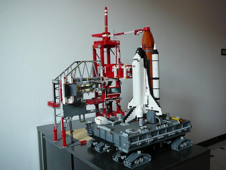 space shuttle lego moc - photo #2