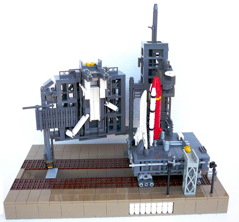 space shuttle lego moc - photo #11