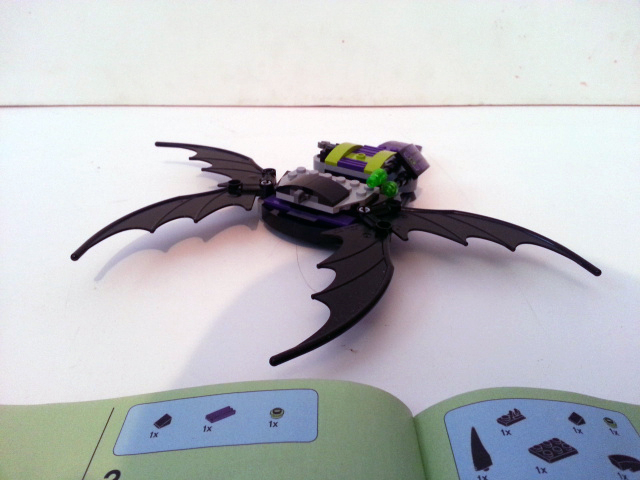 Review 70128 Braptor's Wing Striker - LEGO Action and Adventure ...