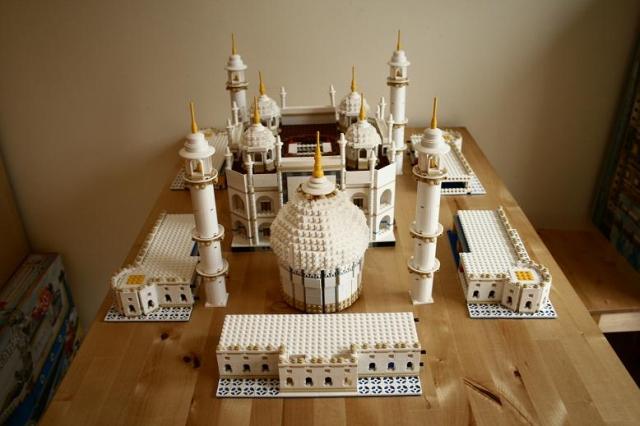 Review 10189 Taj Mahal Special Lego Themes Eurobricks Forums