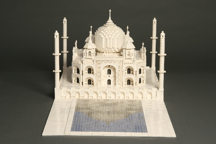 We Are Strange Loops: LEGO: Architecture