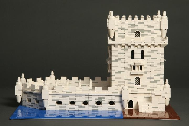 Lego Famous Buildings Instructions
