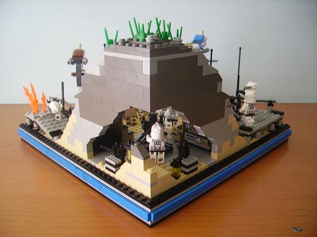 lego star wars clone base instructions