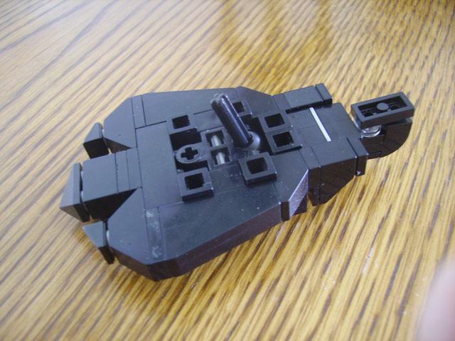 Alien Queen V2 A Lego Creation By Konrad Zielezny Mocpages