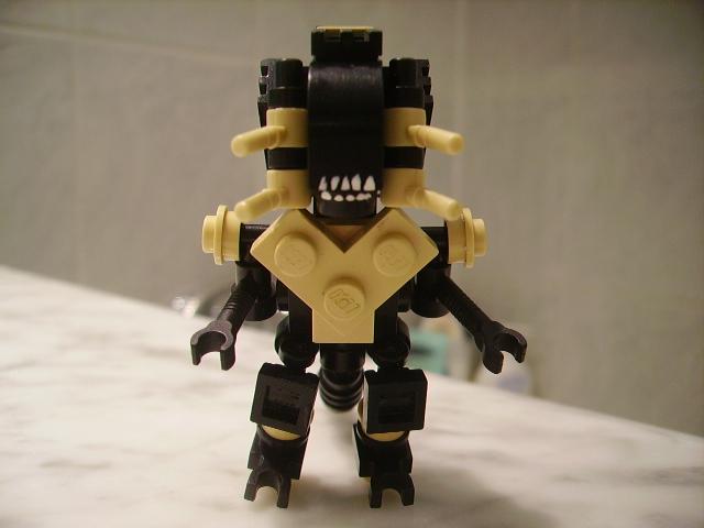 Predalien A Lego Creation By Konrad Zielezny Mocpages