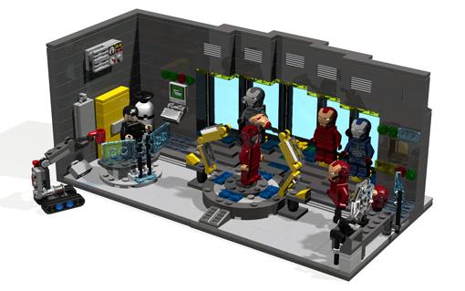Ch 39 ti lug le forum consulter le sujet bonjour les for Iron man maison