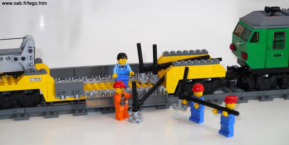 Как сделать вагон из лего 45