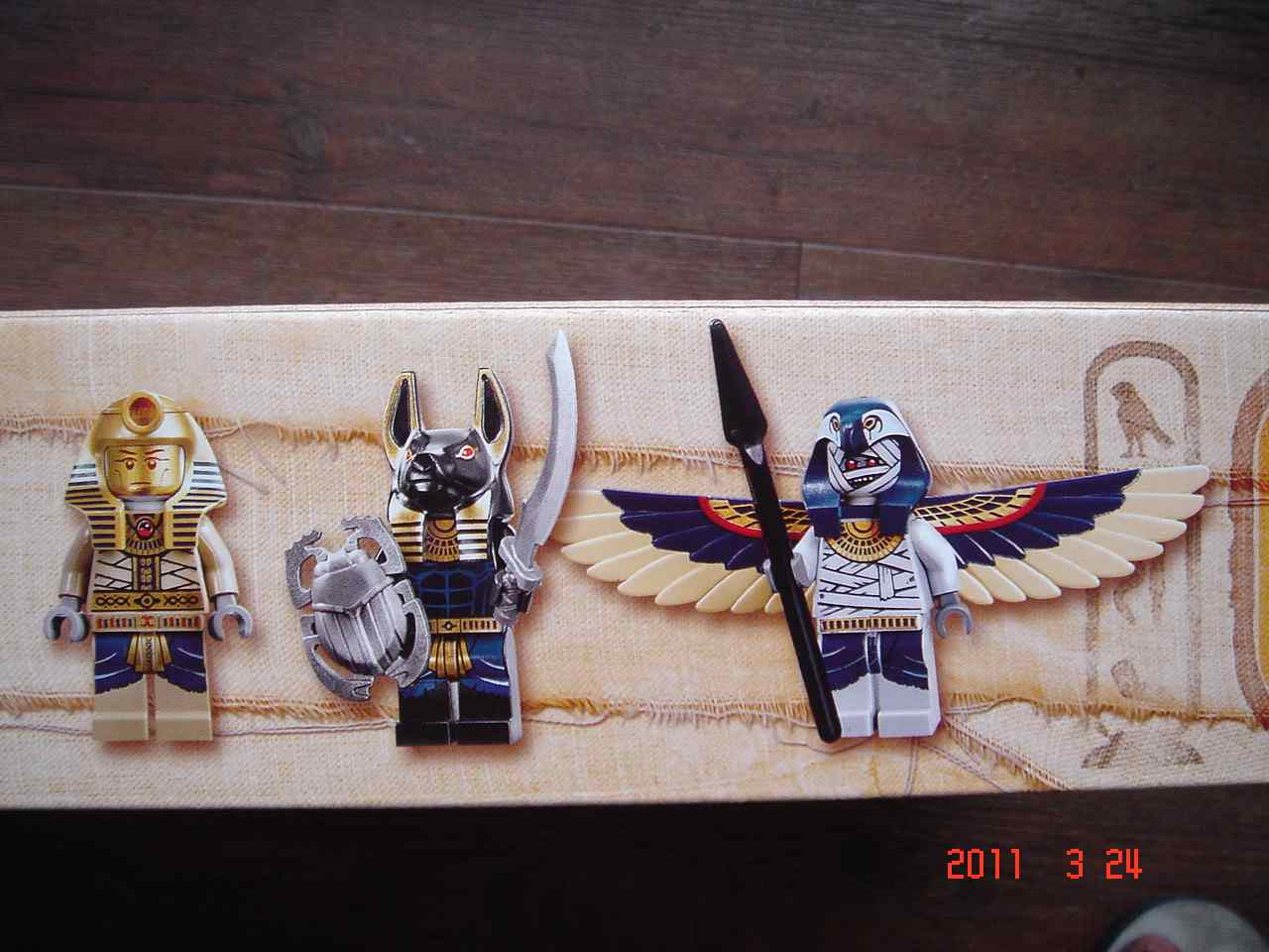LEGO 7327 PHARAOHS QUEST 埃及法老王巨