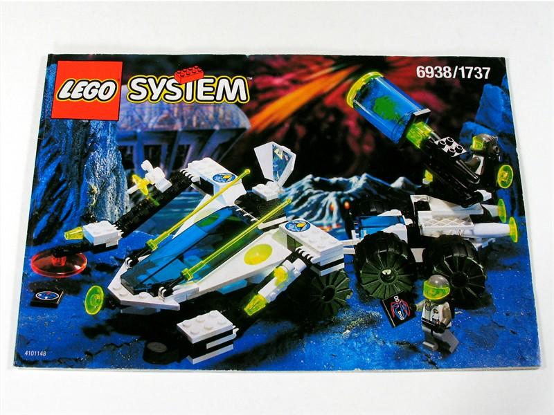 Review 17376938 Scorpion Detector Lego Sci Fi Eurobricks Forums