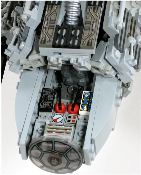 MOC] UCS Scale TIE Phantom - LEGO Star Wars - Eurobricks Forums