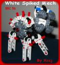 White-Spiked-Mech