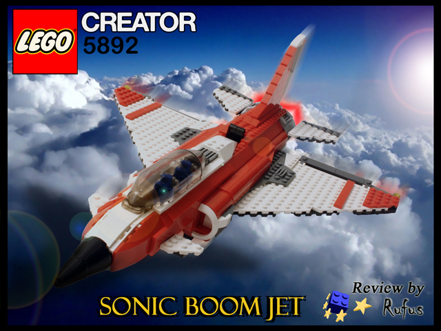 Creator Review 5892 Sonic Boom Special Lego Themes Eurobricks