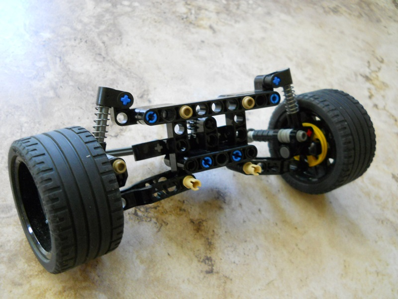 Buggy Weight Page Lego Technic Mindstorms Model Team