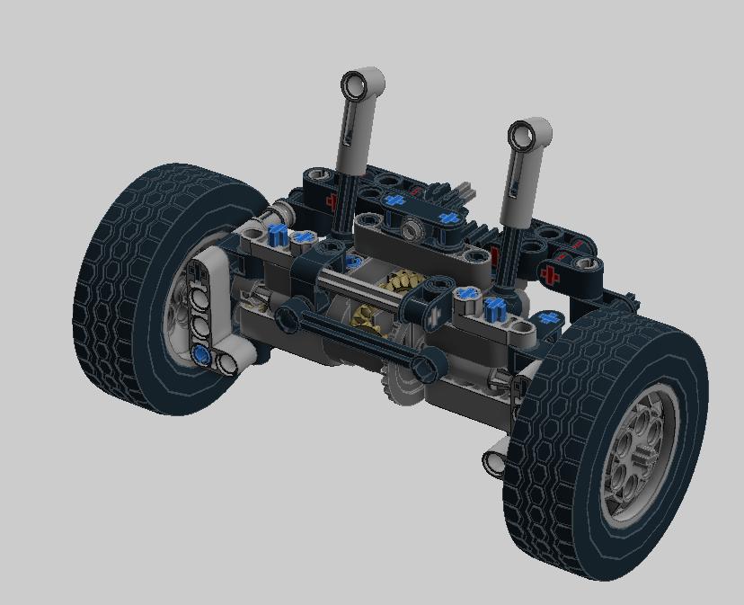 Axle Collection Thread - LEGO Technic and Model Team - Eurobricks Forums
