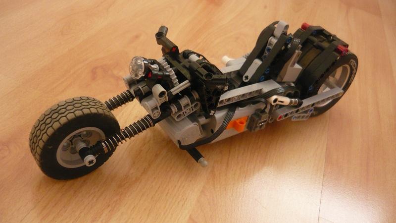 Chopper - LEGO Technic, Mindstorms & Model Team - Eurobricks Forums