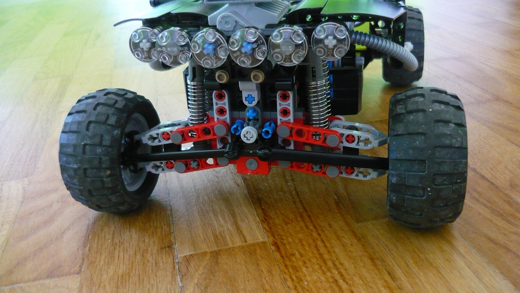 RC trophy truck - LEGO Technic and Model Team - Eurobricks