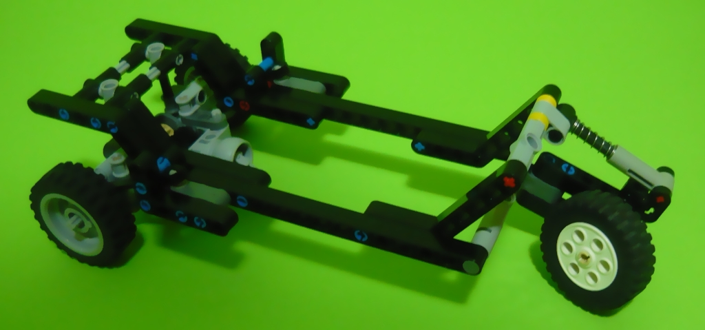 WIP] Reliant Robin - LEGO Technic, Mindstorms & Model Team ...