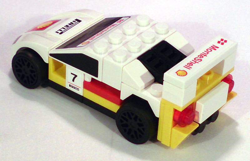 REVIEW: Shell Ferrari cars (30190 - 30195) - LEGO Licensed ...