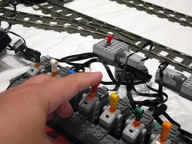 Modifying power functions to allow more options lego