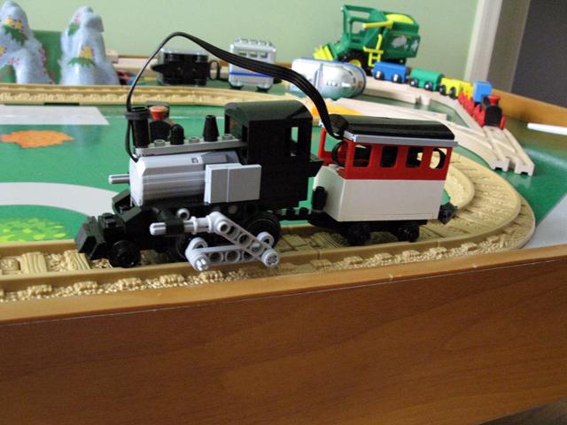 LEGO/Brio Porter